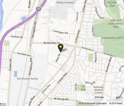 Moraine Ohio Map.Moraine City Eagles Aerie 3925